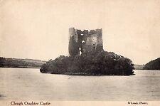 CLOUGH OUGHTER CASTLE CAVAN IRELAND VINTAGE IRISH POSTCARD;   O'LEARY PHOTO