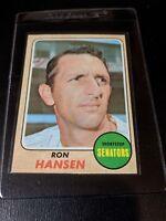 1968 Topps Set Break #411 Ron Hansen NM-MT OR BETTER