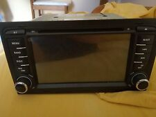 "AUTORADIO GPS XTRONS AUDI A4 7""HD USB SD INTERNET 3G DVD CANBUS IPHONE 6 MAPPE"