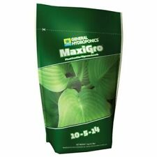 General Hydroponics MaxiGro Plant Nutrient 2.2 lb, 1 kg  10-5-14
