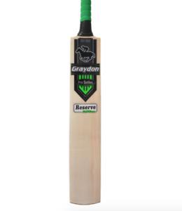 Graydon Reserve Edition  ENGLISH WILLOW CRICKET BAT SIZE (SH) GRADE 1
