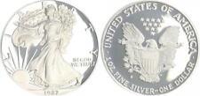 USA 1 Dollar Liberty 1987 PP in Münzkapsel ohne Etui PP (proof)