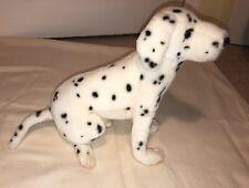 Hansa Sitting Dalmatian Puppy Plush. Art 4709
