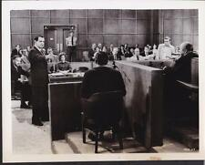 Jeffrey Hunter Key Witness 1960 original movie photo 26111