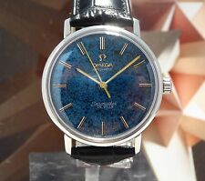 Vintage 1963 Men's Omega Seamaster DeVille Automatic Wristwatch 1 Year Warranty