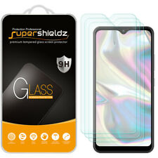 [3-Pack] Supershieldz Tempered Glass Screen Protector for Samsung Galaxy A70e