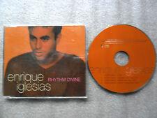 CD-ENRIQUE IGLESIAS-RHYTHM DIVINE-STEREO DUB MIX-(CD SINGLE)-4TRACK-CD MAXI