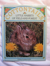 Cottontails: Little Rabbits of Field and Forest