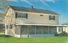 WHITE MARSH MARYLAND, SILVER TOP AWNING ENCL. ADV(A3-70*)