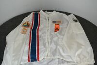 1970s SWINGSTER MID-WESTERN ROVERS CAMPER/RV CLUB WINDBREAKER JACKET (MEN'S L)