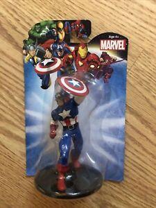 Captain America Marvel Figure 2012