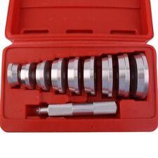 Astro 7824 10-Piece Automotive Bearing Race + Seal Driver Master Tool Set Case