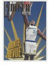 1995-96 SKYBOX PREMIUM BASKETBALL ROOKIE PREVIEW JOE SMITH #RP1 - GS WARRIORS