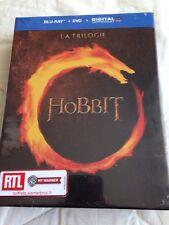 Coffret Trilogie Le Hobbit Neuf En Blu-ray DVD Et Digital Ultraviolet