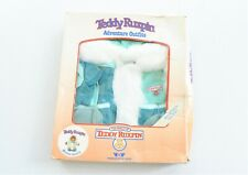 Teddy Ruxpin Adventure Outfits Winter Outfit In Box Worlds of Wonder Fur Coat