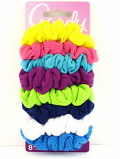 GOODY OUCHLESS HAIR SCRUNCHIES - 8 PCS.  (24856)