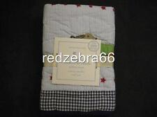 Pottery Barn Kids Roadster Small Decorative Quilted Sham Race Car Organic
