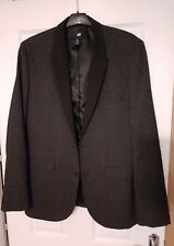 Mens size small H&M blazer UK38 Tweed Herrigbone style