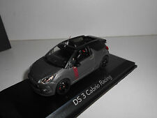CITROEN DS3 CABRIO RACING NOREV 1:43