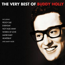 BUDDY HOLLY - THE VERY BEST OF BUDDY HOLLY - 2 CD GREATEST HITS