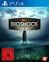 Bioshock - The Collection (Sony PlayStation 4, 2016)