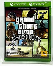 Grand Theft Auto San Andreas - Xbox 360 / Xbox One - Brand New | Factory Sealed