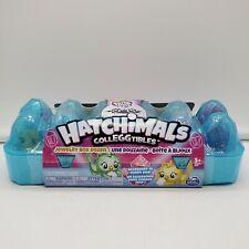 HATCHIMALS COLLEGGTIBLES - Jewelry Box Dozen - ROYAL SNOW BALL - NEW/SHIPS FAST