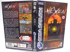 Sega Saturn Spiel - Hexen (mit OVP) (USK18) (PAL) 11090595