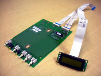 Sun 370-6681 Operator Panel and LCD Assembly