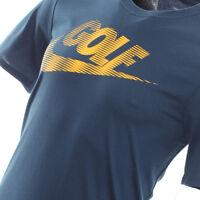 Nike Golf Dry Lockup Men's T-Shirt Dri-Fit Armory Navy 854512 454