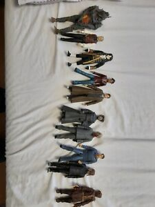 Doctor Who Collectible Action Figures Collection