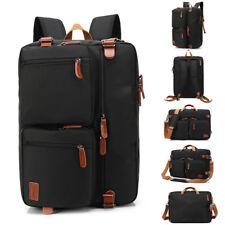 "Rucksack 17"" Laptop Notebook Tasche Backpack Notebookrucksack Handtasche schwarz"