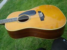 1975 Martin D12-35 D-35 Slotted Slot Head 12 String Vintage Acoustic Guitar
