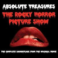 Absolute Treasures - The Rocky Horror Picture Show - Various (NEW 2 VINYL LP)