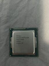 New listing Intel Core i5-4590 Sr1Qj Cpu Processor