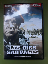 DVD LES OIES SAUVAGE