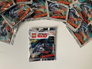 LEGO Star Wars Droideka Minifigure 911840 **Limited Edition** Foil Pack