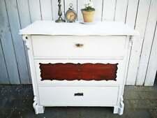 White drawer cabinet 2020