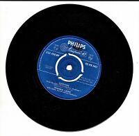 "FRANKIE LAINE Rawhide / Journey's End Vintage Collectable 45rpm 7"" Vinyl jb"