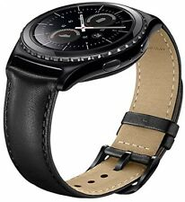Samsung Gear S2 Classic Band Genuine Leather Smart Watch Replacement Accessories