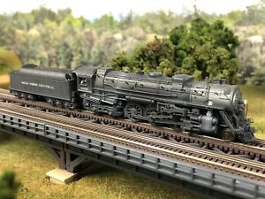 Con-Cor N-scale J3a 4-6-4 Hudson, NYC #5436 Custom Detailed & Painted, DCC,