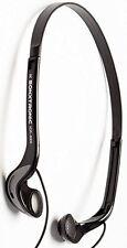 NEW Sonxtronic XDR 8000 Sport vertical headband in ear headphones Black