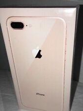 SEALED Apple iPhone 8 Plus - 256GB - Gold (Unlocked GSM)