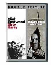Warner Home Video Dirty Harry/escape From Alcatraz [dvd/dbfe] (ward395412d)