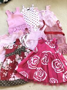 Size 00 Girls Summer Beautiful Party Dresses + Daily Dress
