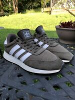 Adidas Men's Size 9 Originals I-5923 Boost Olive Branch Green Sneakers D97211