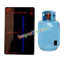 Indicatore del livello di butano GPL Gas serbatoio Caravan calibro magnetico
