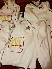 Swansea City Football Superb Five-A-Side Set Of Six Shirts Youth Size