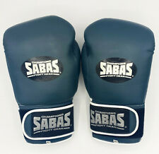 Sabas Pro Series 12 oz boxing gloves, Hook & Loop, great condition!