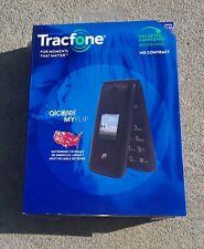 MyFlip, Alcatel/Tracfone  A405DC,Prepaid Flip Phone